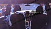 Ford Freestyle dashboard