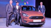 Ford Freestyle global debut