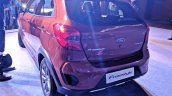 Ford Freestyle rear angle