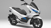 Honda PCX Electric front right quarter