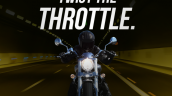 Hyosung Aquila Pro ABS banner front action
