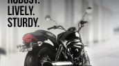 Hyosung Aquila Pro ABS banner rear right quarter