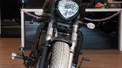 Kawasaki Vulcan S at dealership headlight