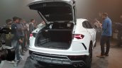 Lamborghini Urus boot India launch