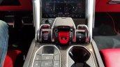 Lamborghini Urus centre console