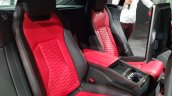 Lamborghini Urus rear seats India launch