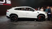 Lamborghini Urus right side India launch