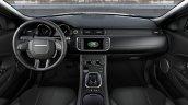 Range Rover Evoque Landmark interior dashboard