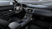 Range Rover Evoque Landmark interior