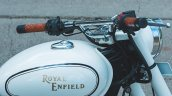 Royal Enfield Bullet 500 Aristocrat fuel tank