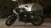 Royal Enfield Electra 350 86 Mania left side