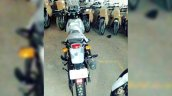 Royal Enfield Himalayan Camo variant spied rear