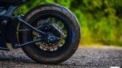 Royal Enfield Thunderbird 350 Nataraj rear wheel