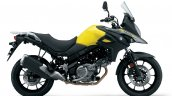 Suzuki V-Strom 650 press right side