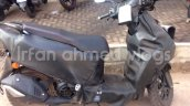 TVS Graphite spied near dealership right side