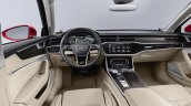 2018 Audi A6 S line interior dashboard