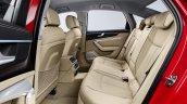 2018 Audi A6 S line rear seats