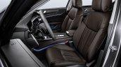 2018 Audi A6 front seats