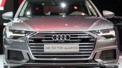 2018 Audi A6 front second image at 2018 Geneva Motor Show