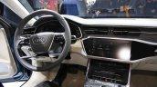 2018 Audi A6 interior at 2018 Geneva Motor Show
