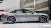 2018 Audi A6 profile at 2018 Geneva Motor Show