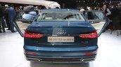 2018 Audi A6 rear at 2018 Geneva Motor Show