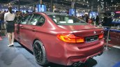 2018 BMW M5 First Edition rear angle