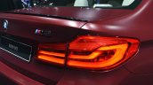 2018 BMW M5 First Edition tail lights