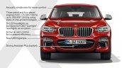 2018 BMW X4 (BMW G02) front highlights