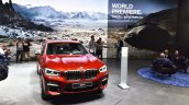 2018 BMW X4 M40d at 2018 Geneva Motor Show