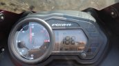 2018 Bajaj Discover 110 instrument cluster first ride review