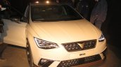 2018 Cupra Ibiza concept front three quarters right side