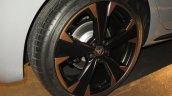 2018 Cupra Ibiza concept tyre