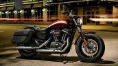 2018 Harley-Davidson 1200 Custom press with accessories
