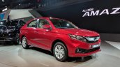 2018 Honda Amaze front three quarters right side