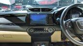 2018 Honda Amaze interior centre console