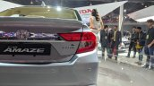 2018 Honda Amaze rear spoiler and tail lamp