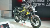 2018 Honda CB Hornet 160R front right quarter at 2018 Auto Expo