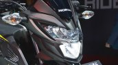 2018 Honda CB Hornet 160R headlight at 2018 Auto Expo