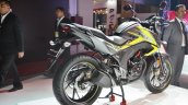 2018 Honda CB Hornet 160R rear right quarter at 2018 Auto Expo