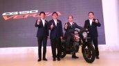 2018 Honda CB150 Verza Indonesia launch