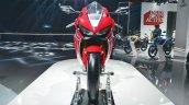 2018 Honda CBR1000RR Fireblade SP front at 2018 Auto Expo