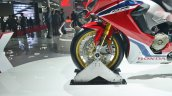 2018 Honda CBR1000RR Fireblade SP front wheel at 2018 Auto Expo