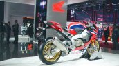 2018 Honda CBR1000RR Fireblade SP rear right quarter at 2018 Auto Expo
