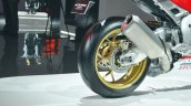 2018 Honda CBR1000RR Fireblade SP rear wheel at 2018 Auto Expo