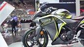 2018 Honda CBR250R fairing left side at 2018 Auto Expo