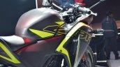 2018 Honda CBR250R fuel tank at 2018 Auto Expo