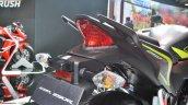 2018 Honda CBR250R tail light at 2018 Auto Expo