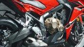 2018 Honda CBR650F engine at 2018 Auto Expo