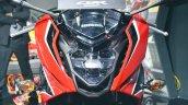 2018 Honda CBR650F headlight at 2018 Auto Expo